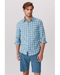 Faherty Brand Seaview Shirt - Lyst