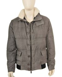 Ermanno Scervino Wool Jacket - Lyst