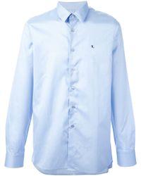 Raf Simons Regular Fit Shirt - Lyst