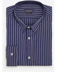 Zara   Striped Shirt   Lyst