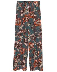 Exclusive For Intermix - Charlotte Floral Print Pant - Lyst