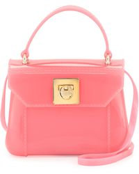 Furla Candy Bon Bon Mini Crossbody Bag - Lyst