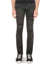 Rick Owens Drkshdw Slim-Fit Faded Denim Jeans - For Men - Lyst