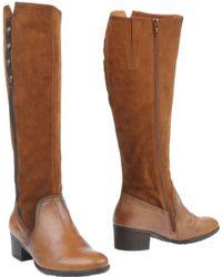 Hispanitas Boots brown - Lyst