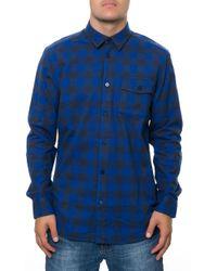 Wesc The Hank Ls Buttondown Shirt - Lyst