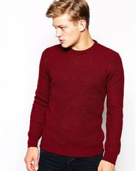 Brave Soul Knitted Sweater - Lyst
