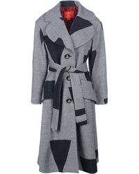 Vivienne Westwood Red Label Coat - Lyst