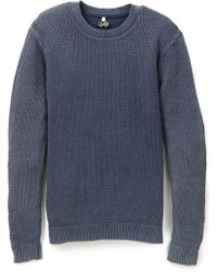 Cheap Monday Tap Knit Pullover - Lyst