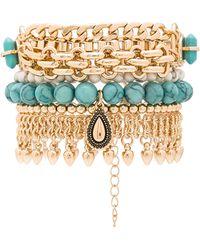 Samantha Wills - Midnight Prism Bracelet Set - Lyst