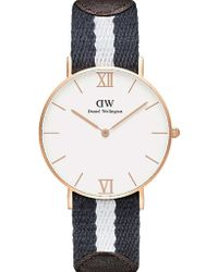Daniel Wellington Grace Glasgow Watch - For Women pink - Lyst