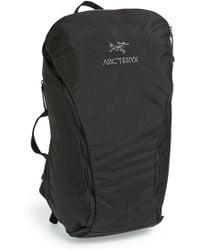 Arc'teryx Men'S 'Sebring' Backpack - Black (25 Liter) - Lyst