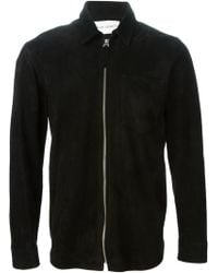 Our Legacy Zipped Jacket - Lyst