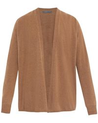 Christophe Lemaire - Cashmere Cardigan - Lyst