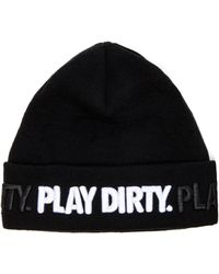 Undefeated - Play Dirty Cuff Beanie - Lyst