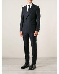Ermenegildo Zegna Double Breasted Suit - Lyst