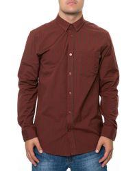 Wesc The Jerome Ls Buttondown Shirt - Lyst