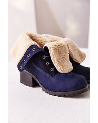 Jeffrey Campbell Whistler Hiker Boot - Lyst