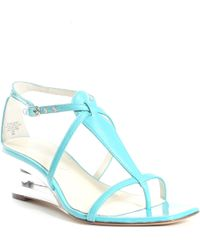 Boutique 9 Jacinta Sandal blue - Lyst