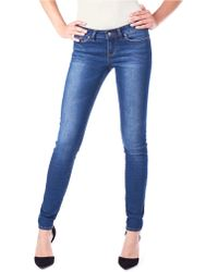 William Rast Reese Skinny Jeans - Lyst