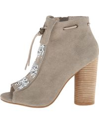 House Of Harlow Beige Max - Lyst