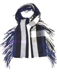 Burberry Prorsum - Fringed Cashmere Scarf - Lyst