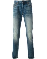Levi's Vintage Clothing Faded Skinny Jeans - Lyst