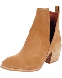 Jeffrey Campbell | Orwell-2 Suede Ankle Boots | Lyst