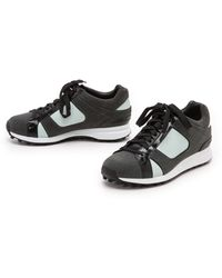 3.1 Phillip Lim Trance Low Top Sneakers  Espressobubble Gumblack - Lyst