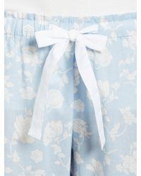 John Lewis Japanese Floral Print Pyjama Trousers