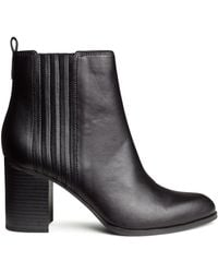 H&M | Ankle Boots | Lyst