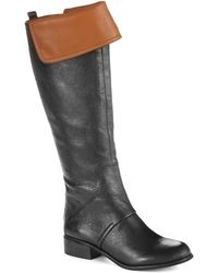 Nine West Nite Racer Boots - Lyst