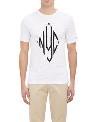 Saturdays Surf NYC Nyc Graphic T-Shirt - Lyst