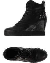 Ash Black High-tops  Trainers - Lyst