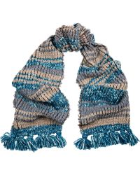 Missoni Ribbed-Knit Scarf - Lyst