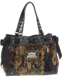 Juicy Couture Handbag beige - Lyst