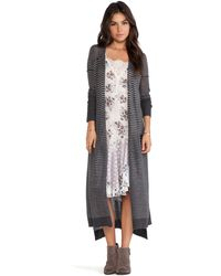 Free People Merci Cardigan - Lyst