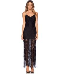 Lovers + Friends Reflection Maxi Dress - Lyst