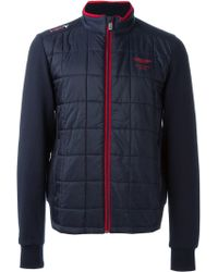 Hackett Quilted Wind Racing Jacket in Blue for Men | Lyst : quilted racing jacket - Adamdwight.com