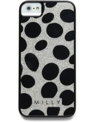 Milly Dalmation Print Iphone 5 Case - Lyst