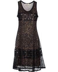 Jean Paul Gaultier Knee-Length Dress - Lyst