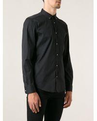 Diesel Stud Detail Shirt - Lyst