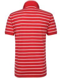 BOSS Green - Regular-fit Polo Shirt In Cotton Piqué: 'paddy 1' - Lyst