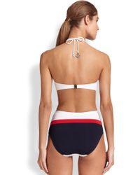 Lahco - Valencia Bandeau Bikini Top - Lyst