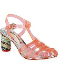Sophia Webster Rosa 70 Jelly Sandal - Lyst