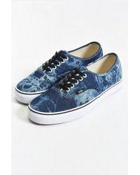 Vans Authentic Acid Wash Men'S Sneaker - Lyst