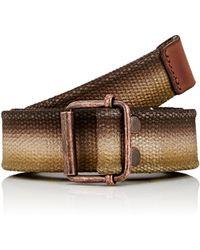 Caputo & Co. - Men's Ombre Belt - Lyst