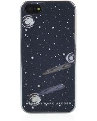 Marc By Marc Jacobs Lenticular Cosmic Rae Iphone 5 Case - Lyst