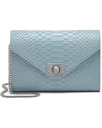 Mulberry Delphie Clutch - Lyst