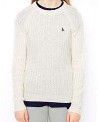 Jack Wills - Tinsbury Cable Crew - Lyst
