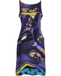 Mary Katrantzou Knee-Length Dress - Lyst
